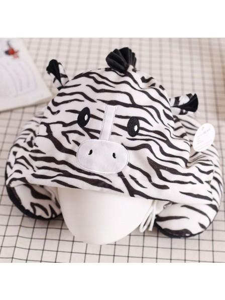 Zebra Neck Pillow