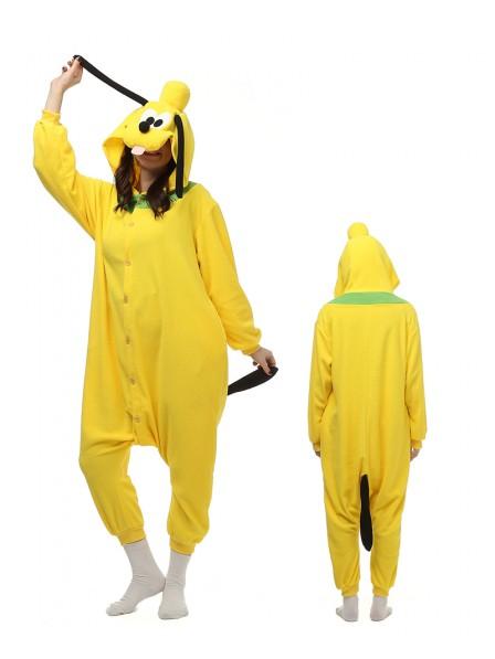 Goofy Kigurumi Onesie Pajamas Animal Unisex Costumes